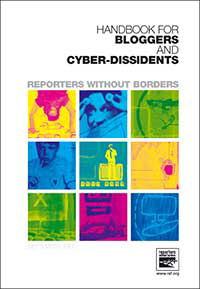 English Handbook for Bloggers and Cyper Dissidents